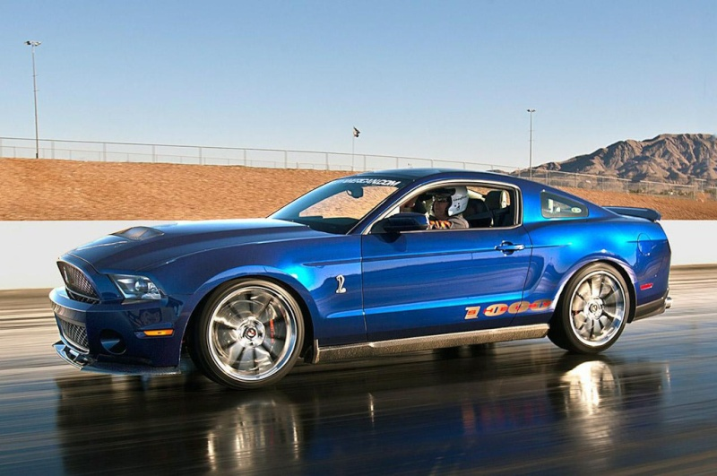 la shelby gt500 devient 1000 - forummustang - ford mustang