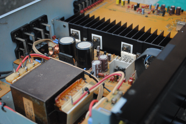 Kenwood Ka 3020 Integrated Amplifier Used Sold