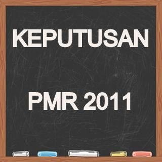 Semak Keputusan PMR 2011 Online Dan mySMS 15888