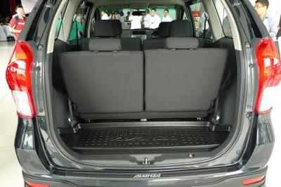 Gambar MPV Toyota Avanza Baru 2012