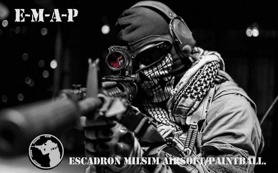 Escadron Milsim Airsoft/Paintball
