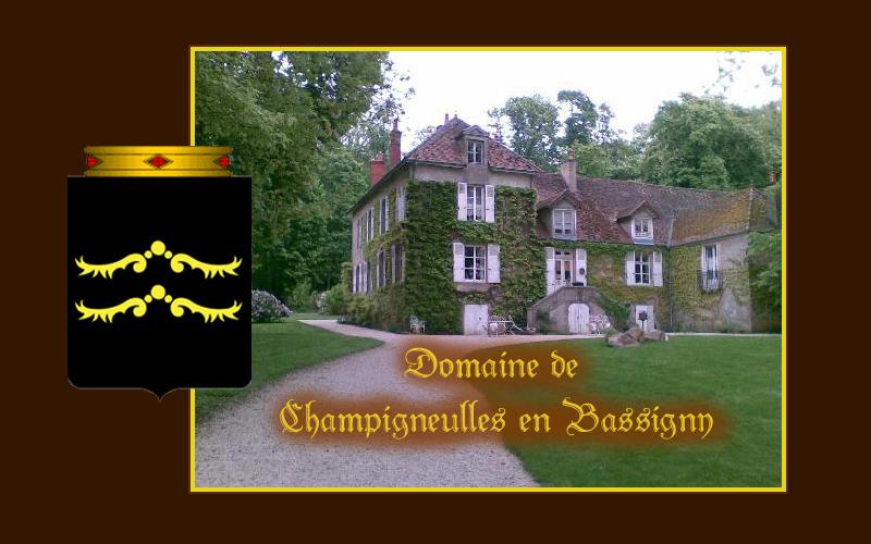 Domaine de Champigneulles en Bassigny