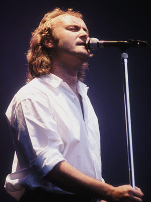 succès phil collins