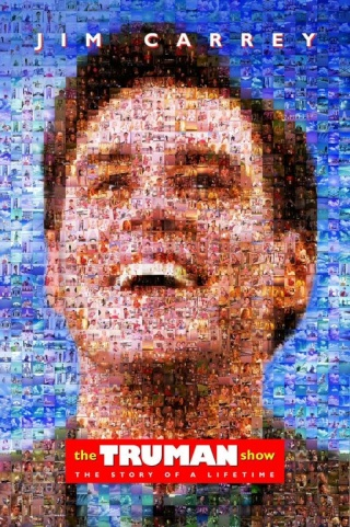 Cinéma Comédie dramatique the truman show 1998 forum Jim Carrey Truman Burbank Peter Weir film