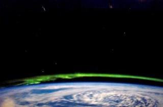 aurore boréale astronaute forum octobre 2011 science magnififique spectacle station spatiale internationale
