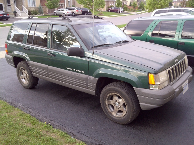 Build Jeep Grand Cherokee >> 97 Jeep Grand Cherokee Build
