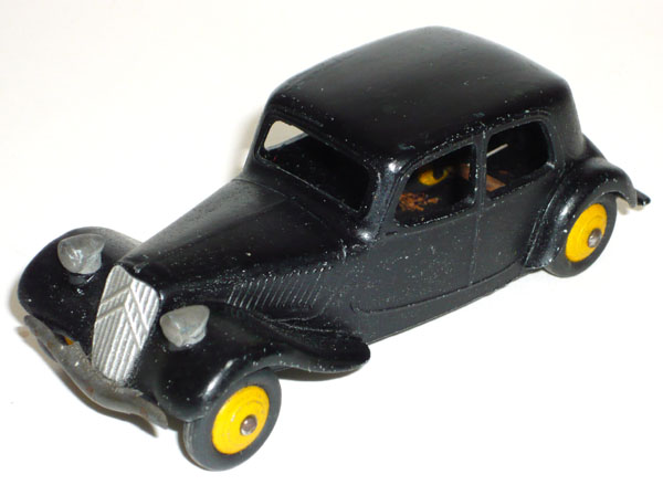 la traction avant 11 cv berline l u00e9g u00e8re de dinky toys en 1946