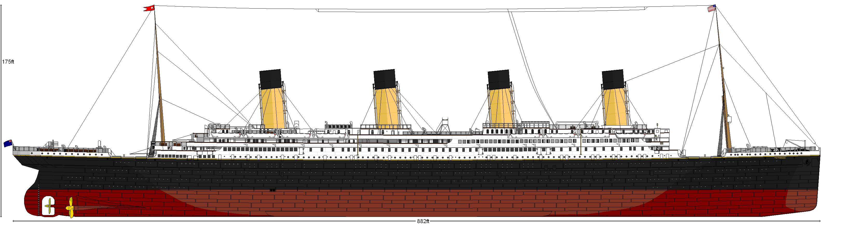 Titanic 1 250 page 2 - Dessin du titanic ...