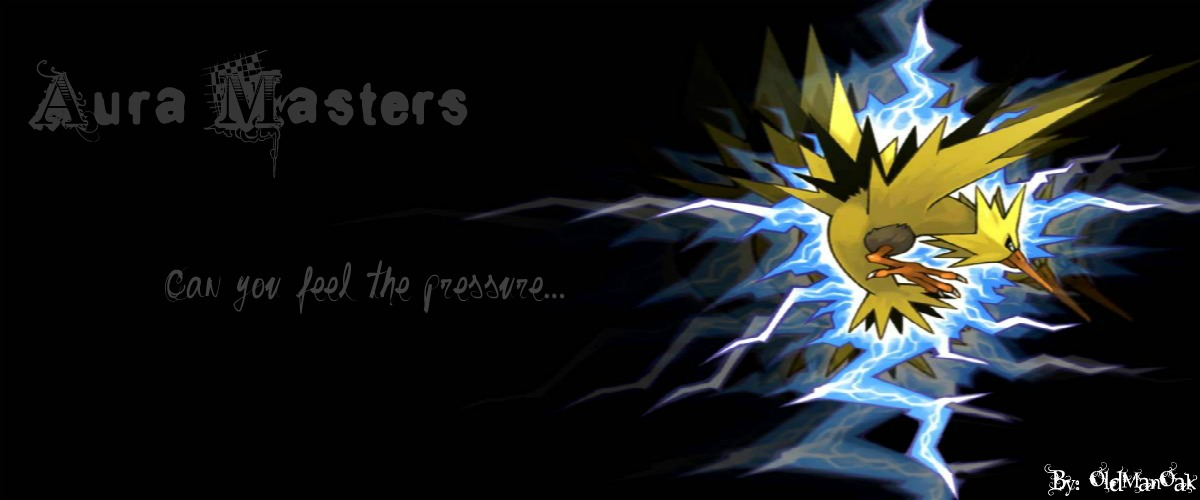 Pokemon Aura Masters