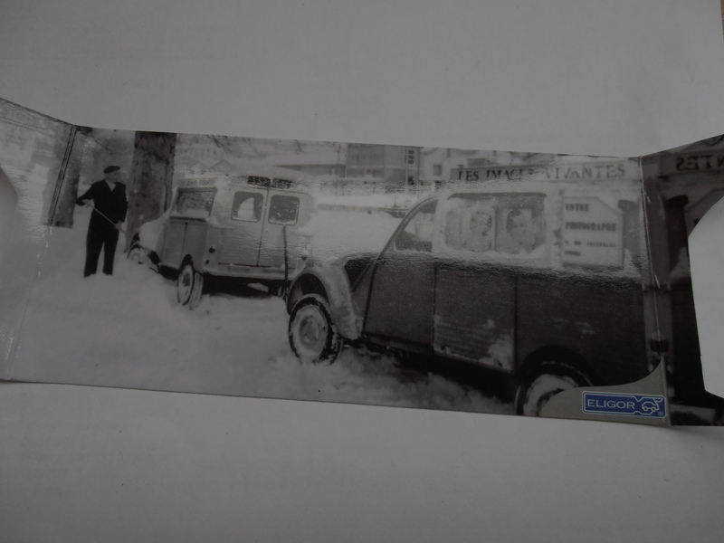 ma collection de 2cv et type h