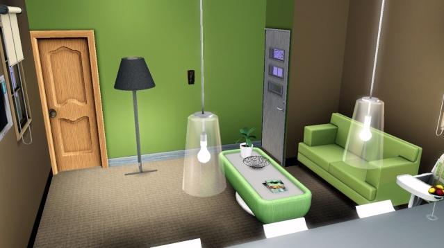tp concours clos le mobil home - Chambre Taupe Et Vert