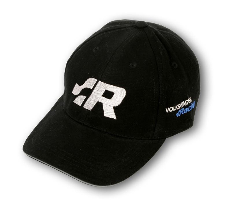 """VWVortex.com - Volkswagen """"R"""" Racing Baseball Cap"""
