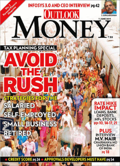 Outlook Money – June 2011