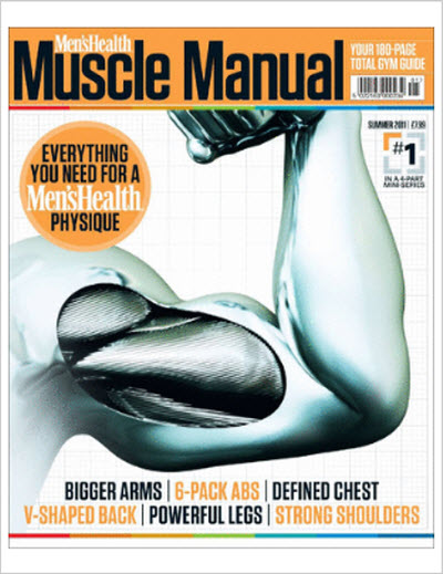 Men's Health Muscle Manual – Summer 2011
