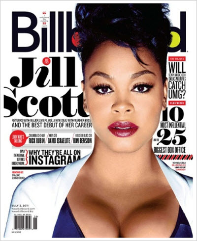 Billboard – 2 July 2011