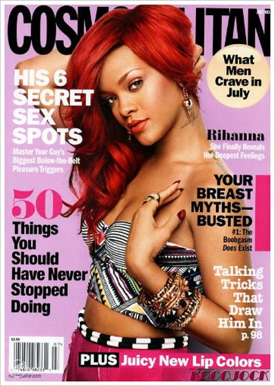 Cosmopolitan ? July 2011