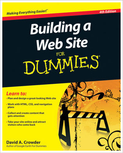 Wiley-Building a Web Site For Dummies 4th Edition 2010