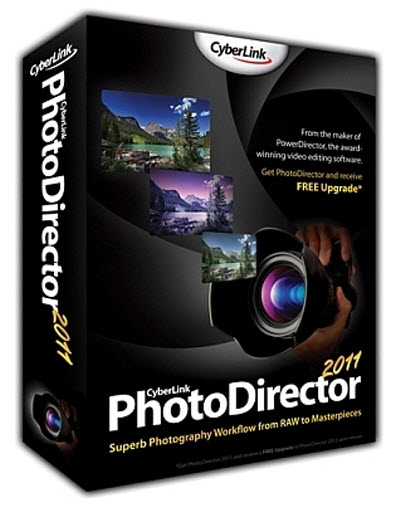 CyberLink PhotoDirector 2011 v2.0.1816 Multilingual Incl. Keymaker