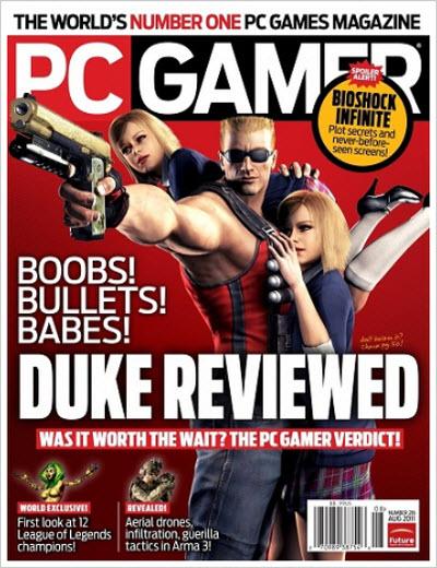 PC Gamer – August 2011