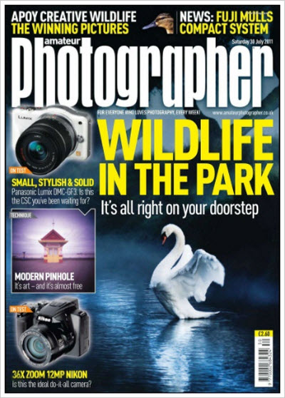 Amateur Photographer – 30 July 2011