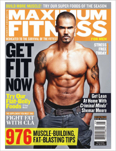 Maximum Fitness – July/August 2011