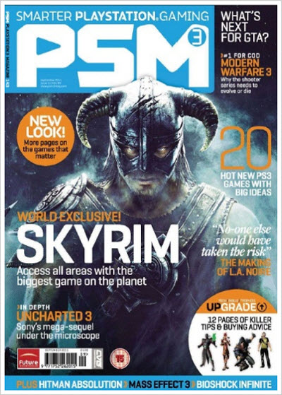 PSM3 – September 2011 (UK)