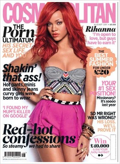 Cosmopolitan – August 2011 (UK)