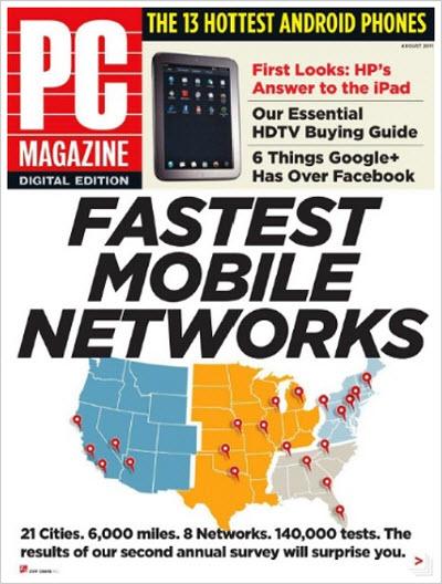 PC Magazine – August 2011