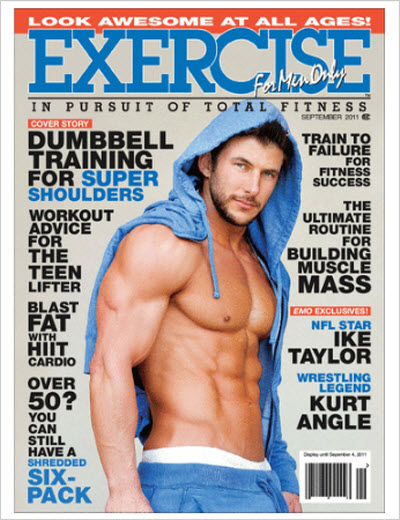 Exercise For Men Only – September 2011