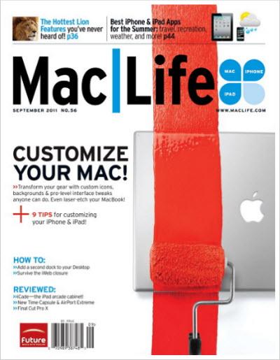 Mac Life – September 2011