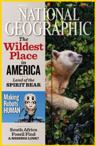 National Geographic – August 2011