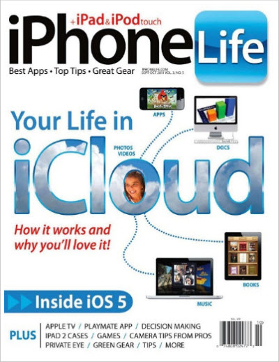 iPhone Life – September 2011