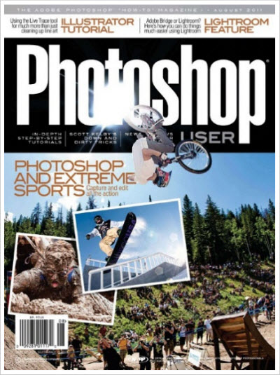 Photoshop User – August 2011