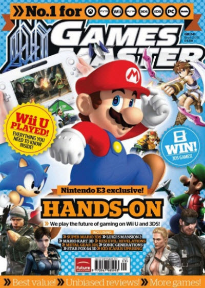 Gamesmaster – September 2011