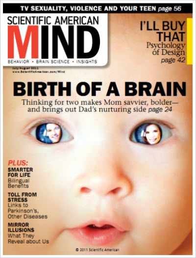Scientific American Mind – July / August 2011