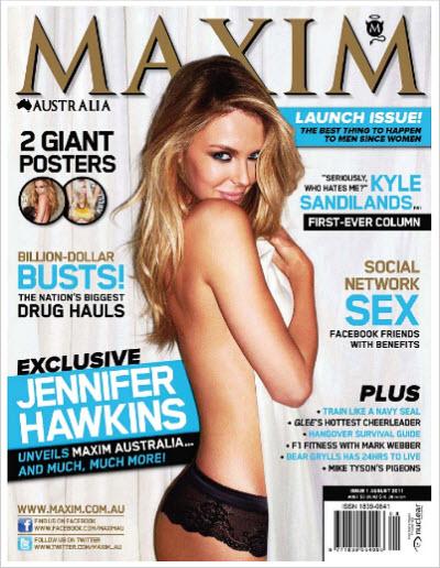 Maxim Australia – August 2011