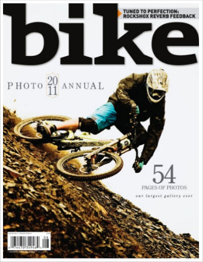 Bike – August 2011