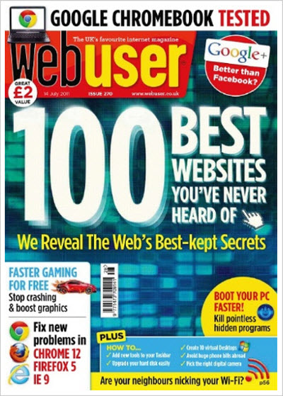 Webuser – 14 July 2011 UK