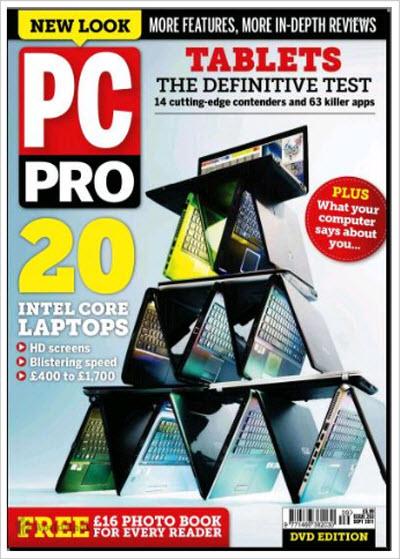 PC Pro – September 2011