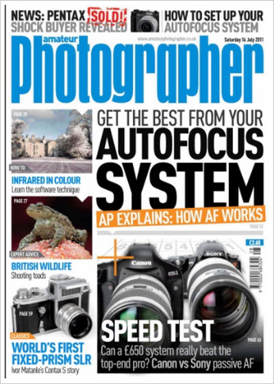 Amateur Photographer – 16 July ( UK )