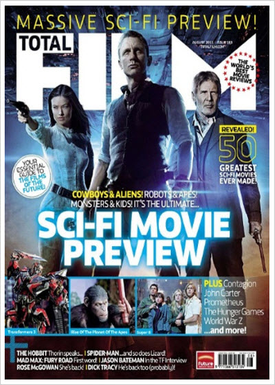 Total Film-August 2011 ( UK )