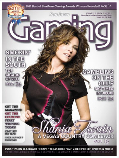 Southern Gaming & Destinations – July 2011