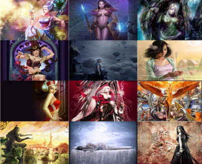 100 Amazing Fantasy Wallpapers