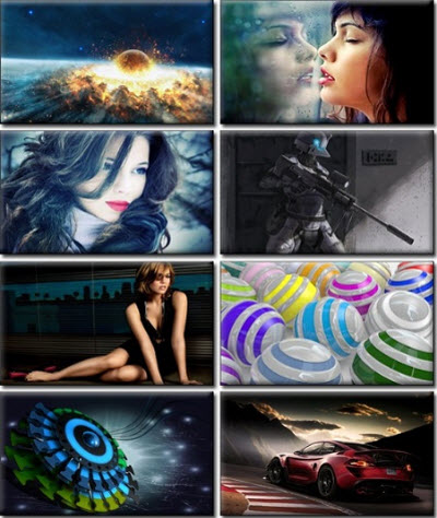 Full HD Wallpapers Pack [30]