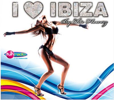 VA-I Love Ibiza (By Chic Flowerz)-2CD-2011