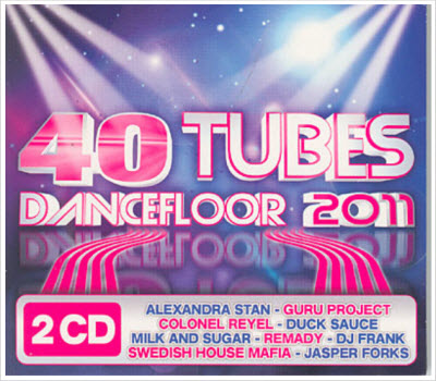 VA-40 Tubes Dancefloor 2011-2CD-2011