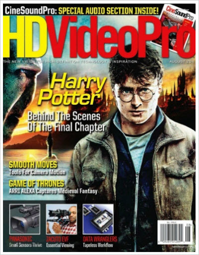 HDVideoPro – August 2011