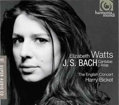 Bach: Cantatas & Arias - Elizabeth Watts (FLAC) (2011)