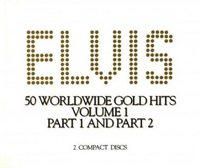 Elvis Presley - 50 Worldwide Gold Hits (APE) (1970)