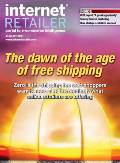 Internet Retailer - August 2011